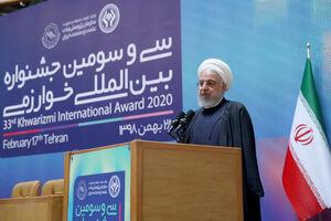 فیلم/ روحانی: در فشار و تحریم راه را گم نکردیم