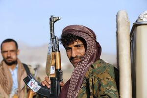 وقتی رزمنده یمنی ۵ مزدور سعودی را به هلاکت رساند