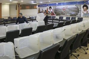 آماده سازی صندوقهای اخذ رای انتخابات مجلس