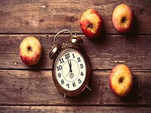 بهترین زمان خوردن میوه