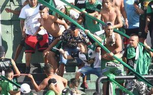 درگیری در فوتبال
