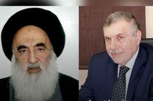 ماجرای ارسال نامه نخستوزیر عراق به آیتالله سیستانی