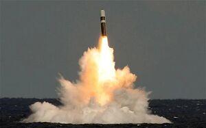 آمریکا موشک قاره پیمای اتمی آزمایش کرد