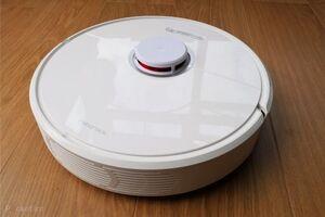 جاروبرقی رباتیک خانهها را تمیز میکند +عکس