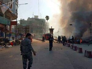حمله انتحاری در پاکستان +فیلم