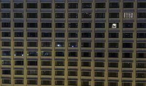 عکس/ تبدیل شدن هنگ کنگ به شهر ارواح