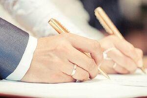 مدل صحیح برگزاری مراسم ازدواج در روزهای کرونایی