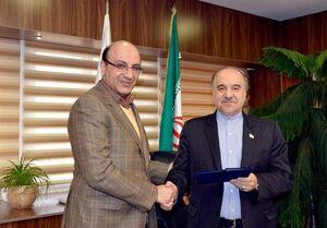 انتصاب علینژاد به عنوان معاون وزیر ورزش