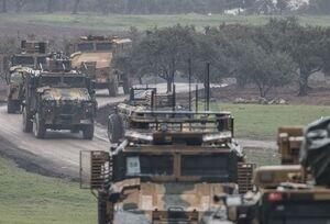 آنکارا: تدارکات برای عقبراندن ارتش سوریه از ادلب انجام شده است
