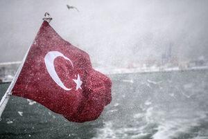 انهدام کشتی ترکیه ای حامل سلاح در طرابلس