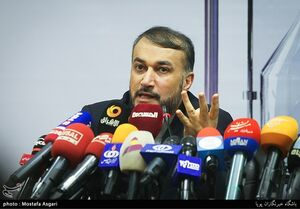 امیر عبدالهیان دستیار ویژه رییس مجلس شورای اسلامی