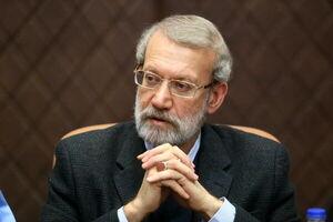 فیلم/ بازدید لاریجانی از وزارت کشور