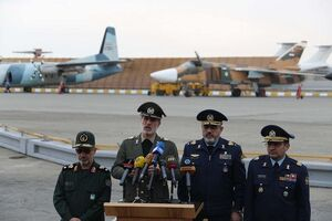 عکس/ تحویل ۸ هواپیمای اورهال شده به نهاجا