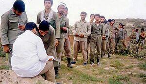 عکس/ برگزاری انتخابات در جبهههای جنگ