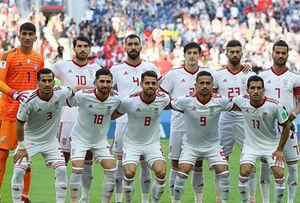 رتبه تیم ملی ایران در آخرین رنکینگ فیفا
