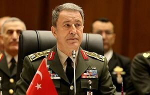 وزیر دفاع ترکیه: ارمنستان در توطئههای خود غرق خواهد شد