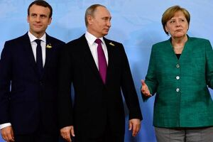 آلمان، وسیه و فرانسه