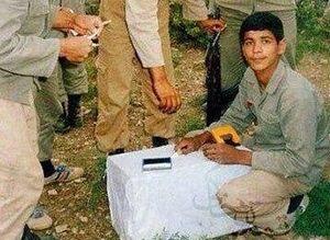 عکس/ انتخابات در جبهه