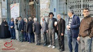 فیلم/ حضور مردم خوزستان در پای صندوقهای رای