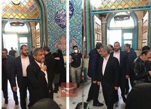 دادستان تهران در حسینیه ارشاد