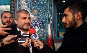 عکس/ حضور القاصی دادستان تهران در انتخابات