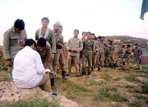 عکس/ صف انتخابات در جبهه