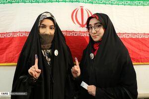 عکس/ تجلی حضور انتخابات مجلس در اردبیل