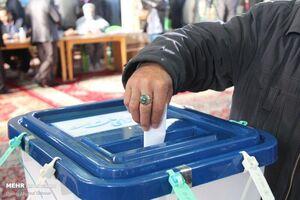 عکس/ جشن ملی انتخابات در سمنان