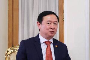 سفیر چین در تهران: ملت چین در کنار ملت ایران میایستند