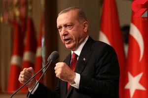 اردوغان: از منافع خود در هرجا حمایت میکنیم