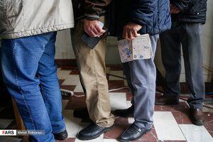 عکس/ حضور عشایر در پای صندوقهای رای
