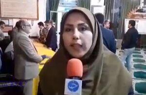 فیلم/ ادامه حضور مردم در پای صندوقهای رای