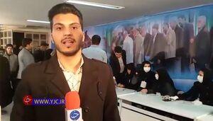 فیلم/ ادامه حضور پرشور مردم اراک در انتخابات