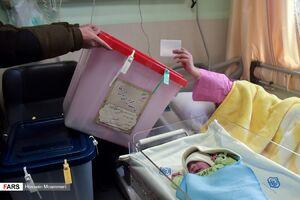 رای یک مادر پس از زایمان