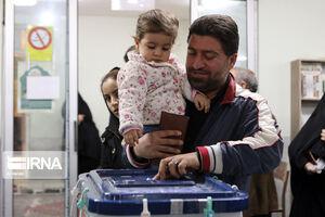 عکس/ شور و حال اراکیها در ساعات پایانی رای گیری