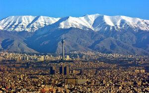 کیفیت هوای تهران در آخرین روز مهر