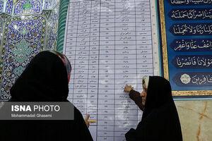نتایج رسمی انتخابات در بیرجند اعلام شد