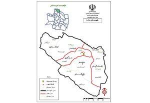 نتایج شمارش آرا در حوزه انتخابیه درگز اعلام شد