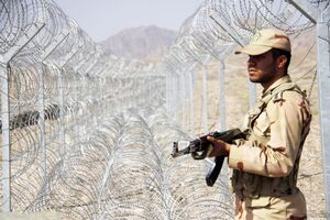 شهادت ۲ مرزبان در درگیری با گروهک تروریستی