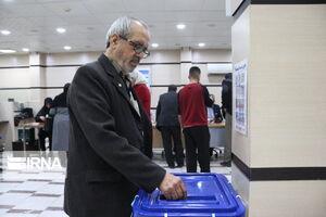 نتایج رسمی شمارش آرا حوزه انتخابیه گرمسار و آرادان اعلام شد