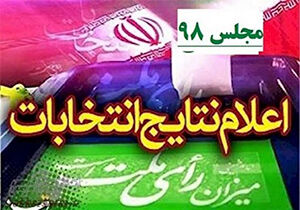 اعلام نتایج انتخابات مجلس دوره یازدهم در مهاباد