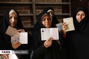 فیلم/ مردم نگذاشتند ایران، دشمن شاد شود