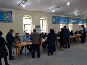 نتایج حوزه انتخابیه اندیمشک اعلام شد