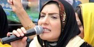 نخستین زن کردستانی راهی بهارستان شد