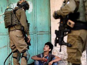کودک فلسطینی - کراپشده