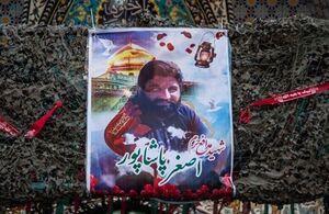 جزئیات انتقال پیکر شهید اصغر پاشاپور به کشور
