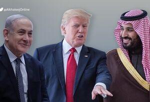تحرکات محرمانه برای برگزاری دیدار بن سلمان، نتانیاهو و ترامپ در قاهره