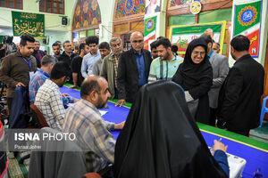 مشخص شدن منتخب مردم الیگودرز در مجلس شورای اسلامی