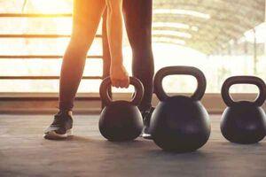 تمرینات قدرتی ورزش