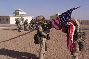 تقلای آمریکا برای حضور در عراق +فیلم